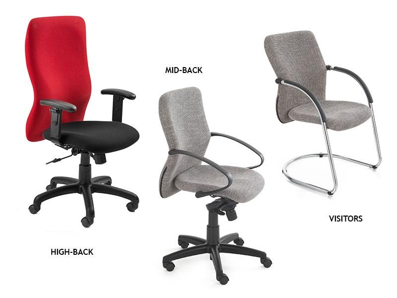 Orion Chair Range